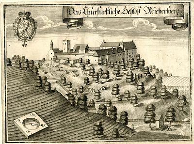 """""""Schloß Reichersperg"""""""