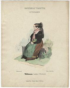 Tracht : Welbhausen (Landgericht Uffenheim)