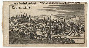Buch- und Kunst-Antiquariat Joseph Steutzger // www.steutzger.biz // Ankauf alte Stiche von Eichstätt & Altmühltal