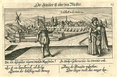 Laubach in der Wetterau