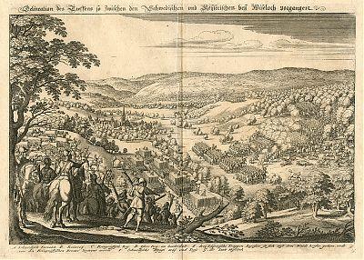 Wiesloch : Merian, Theatrum Europaeum